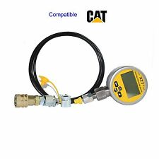 Caterpillar Excavtor Digital Hydraulic Test Couplin Kit (10000PSI/700BAR)