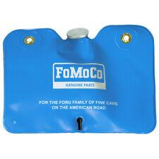 New 1964 Galaxie Washer Fluid Bag Wide Blue Reservoir FoMoCo 66-67 Bronco Ford