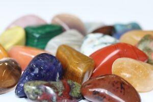 Mixed Crystals 30 - 40mm Healing crystals - tumblestones - 25g ~ 1kg Wholesale