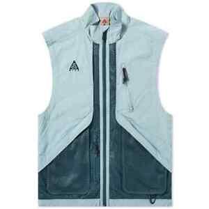 Nike ACG Vest BQ3619-041 Aviator Grey Deep Jungle Urban Utility NEW WITH TAGS
