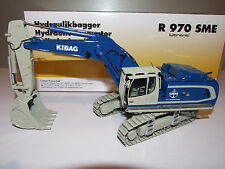 ⭐️ WSI LIEBHERR R970 SME ⭐️ Hydraulikbagger ** KIBAG ** ⭐️ Neu & Ovp. !! ⭐️