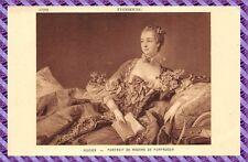 Postkarte - Madame de Pompadour