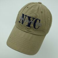 NYC New York City Ball Cap Hat Adjustable Baseball Adult