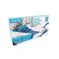 Meerjungfrau-Decke Für Erwachsene - 100% Polyacryl - 180 x 80 cm