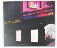 Live at Ronnie Scott's * by John McLaughlin & the 4th Dimension CD
