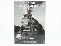 Classic North American Steam by Nils Huxtable ©1996 HC Book