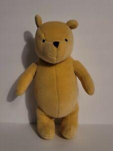 "Gund Classic Winnie the Pooh Stuffed Plush Standing Velour Vintage-look 11"""