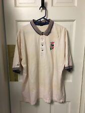 Vintage 1998 Team Oscar De La Hoya Polo Shirt XL
