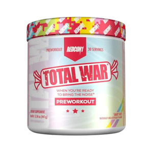 Redcon1 Total War Limited Edition - Smart Tarts | Pre Workout