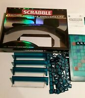 Scrabble édition Spéciale Anniversaire 60 Ans - version francaise - complet - BE