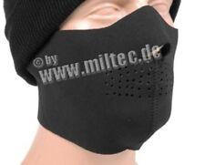 Sturmhaube Kälteschutzmaske Neopren Gesichtsschutz Sturmmaske (schwarz)