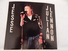"Julian lennon ""Jesse"" PICTURE SLEEVE! MINT! PERFECT! ONLY NEW COPY ON eBAY!"