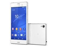 Sony Xperia Z3 D6603 - 16GB - White (Ohne Simlock) Smartphone Android LTE NEU