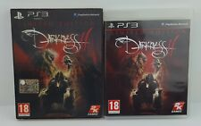 THE DARKNESS II 2 LIMITED EDITION - PS3 - PlayStation 3 - PAL - Italiano - Usato