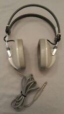 Vintage Monarch Headphones Model ES-300 Mid Century 60's