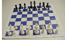 Tournament Chess Set - Triple Weighted Pieces Board NEW