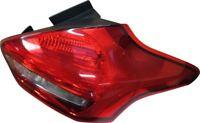 Ford Focus Mk3 Hatchback 10/2014-> Rear Back Tail Light Lamp Drivers Side O/S