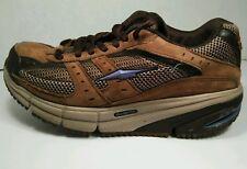 Avia Avi-Motion Flex-plus Rocker 7.5 Womens  Brown Archrocker Walking Shoes