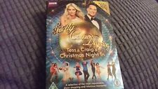 STRICTLY COME DANCING TESS AND CRAIGS CHRISTMAS NIGHT IN DVD 2017 NEW
