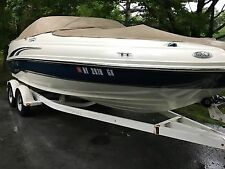 Sea ray sundeck 200