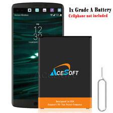 High Capacity 4420mAh Extended Slim Bl-45B1F Battery for Lg V10 H900 H901 Vs990