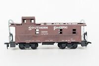 HO ATHEARN KIT BUILT SP SOUTHERN PACIFIC STEEL CABOOSE 1251
