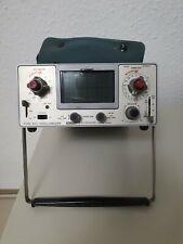 Sony Tektronix Portable Oscilloscope Oszilloskop 323 Sehr Gute Zustand