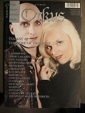 ORKUS 2002 # 3 - TIAMAT THEATRE OF TRAGEDY LACRIMOSA DEINE LAKAIEN HYPOCRISY