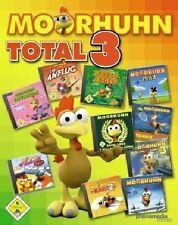 MOORHUHN TOTAL 3 - Diesmal insgesamt 10 Games ** NEU **