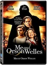 NEW DVD // Me and Orson Welles  // Zac Efron, Claire Danes, Christian McKay, Zoe