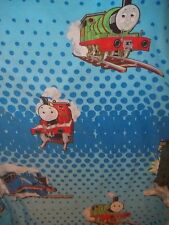 """""""Thomas & Friends"""" 2007 Fitted Twin Size sheet Jay Franco fabric material craft"""