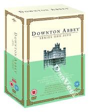 Downton Abbey Complete Collection Series 1-5 NEW PAL Cult 19-DVD Set Bonneville