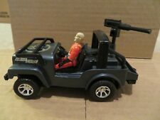 Amego Eagle Force Eliminator Jeep with Figure 1982 See My Store