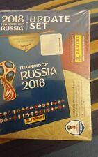 ACTUALIZACION MUNDIAL RUSSIA 2018. 94  NUEVOS CROMOS