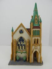 Dept 56 Christmas in the City All Saints Corner Church #55425 Never Displayed