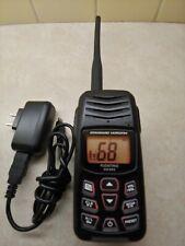 Standard Horizon Hx300 Handheld Floating Vhf Radio with Usb Charger