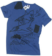 Comme DES GARCONS dover STREET MARKET Cotone T-shirt/Top taglia-M Montato Nuovo Con Etichetta Raro