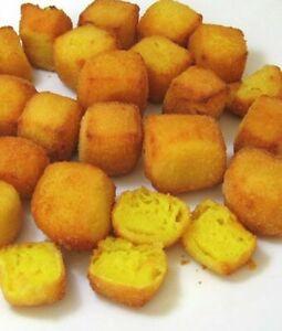 CREMINI FRITTI pronto consumo Antica Gastronomia ricetta tipica del Piceno