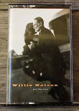 Willie Nelson - Just One Love (Cassette, 1995, Justice)