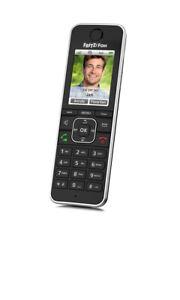 AVM FRITZ!Fon C6 Mobilteil Black, DECT, LCD Farbdisplay, schnurlos, BRANDNEU