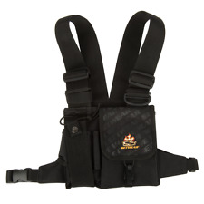 New Setwear Adjustable Hands-Free Radio Pouch Chest Pack Free Shipping