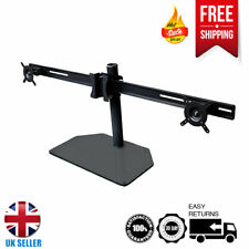 Triple Screen Gaming Monitor Stand for 3 Monitors - Ideal for Office and Gaming