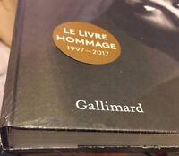 BARBARA le livre hommage 1997-2017**NEUF sous FILM**05/10/2017*TOP CADEAU*GARCIN