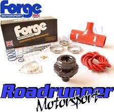 Forge Megane 225 2.0 Turbo BLACK Blow Off Dump Valve FMFK054 *Red* Pipe New