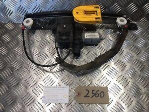 08-11 Jaguar XF X250 Rear Right OSR Window Regulator 8X23 F27000 AC