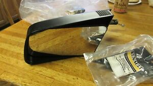 NEW 1984 1985 1986 RENAULT ALLIANCE ENCORE OUTSIDE REAR VIEW SIDE MIRROR NEW NOS