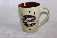 Mug Cup Tasse à café Yellow Coffee
