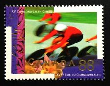 Canada #1522 MNH, XV Commonwealth Games Stamp 1994