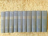 E. Bénézit * Dictionnaire des Peintres,... * Gründ 1976 * Complet 10 Vol. * BE