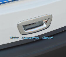 New Chrome Rear Trunk Door Handle Cover Trim For Chevrolet TRAX 2014 15 16 2017